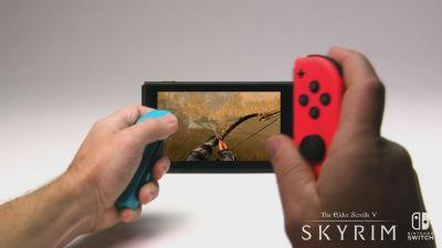 Skyrim Switch May Launch on November 28, According to Amazon
