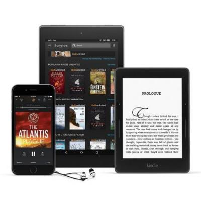 Don't miss this Kindle Unlimted Cyber Monday deal, 40% off TODAY only