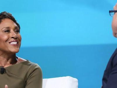 Robin Roberts Shares the Journey