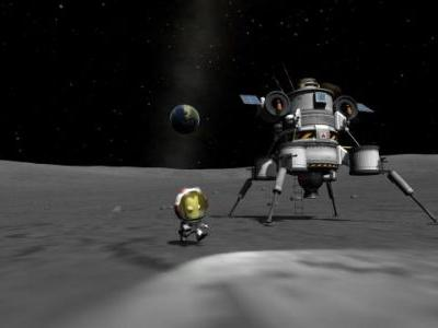 Kerbal Space Program: Enhanced Edition Announced for PS4, Xbox One