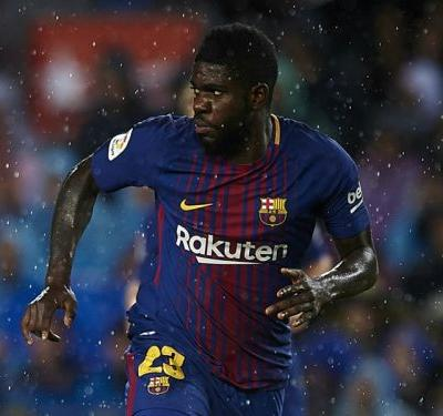 Valverde: Umtiti injury cost Barcelona two points