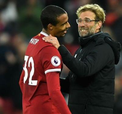 Klopp predicts Matip will be ready to face Chelsea