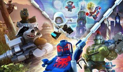 More LEGO Marvel Super Heroes 2 Characters Revealed, Watch the SDCC Trailer