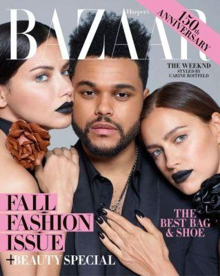 The Weeknd, Courtney Love & More Star In Carine Roitfeld's