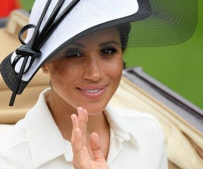 Meghan Markle's New Brow Style At Royal Ascot Is The Perfect Inspo For Defined Brows