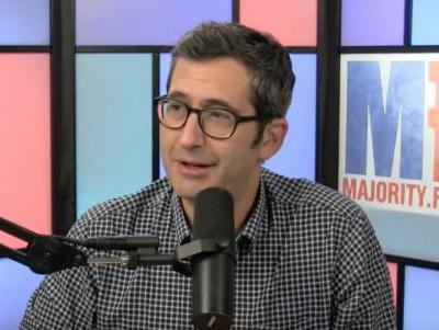 MSNBC Rehires Sam Seder After Firing Him Over Alt-Right Smear Campaign