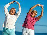 How to keep your brain young - just keep moving, says Celia Dodd
