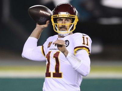 Report: Washington Football Team expected to part ways with Alex Smith