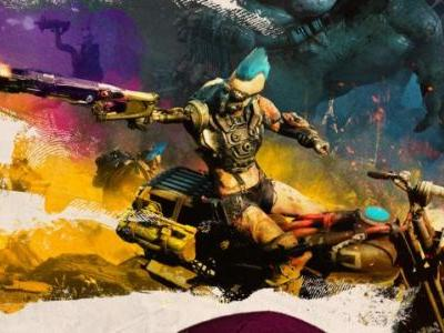 Rage 2 Debuts at the Top of the Japanese Charts