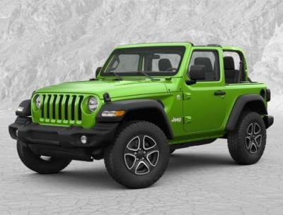 How We'd Spec It: The $37,000 Almost Base Jeep Wrangler JL Because They're All Expensive Now