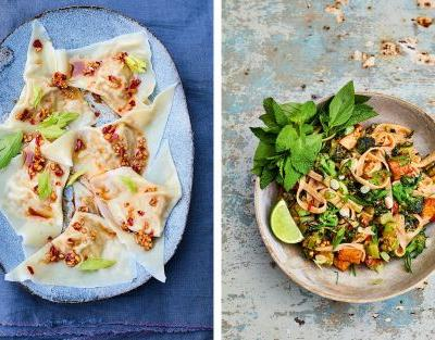 Meera Sodha's vibrant vegetarian and vegan dishes inspired by the cuisines of Asia