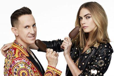 Must Read: Magnum Ice Cream Teams Up With Moschino and Cara Delevingne, 'Elle' Taps First Female Creative Director