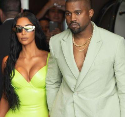 Kanye West Is Really Leaning Into Those Sandal Jokes