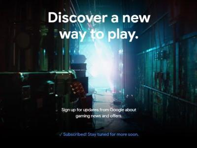 Google teases its new game-streaming service ahead of March 19 keynote