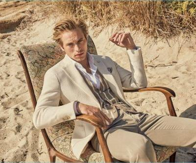 Jules Raynal Heads to the Beach with L.B.M. 1911 for Chic Spring '18