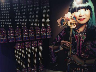 'The World of Anna Sui' Exhibition in London Celebrates Her Status As an American Fashion Icon