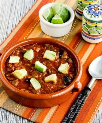 Instant Pot Low-Carb Southwestern Beef Stew