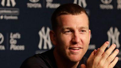 Todd Frazier hits into triple play in Yankee Stadium