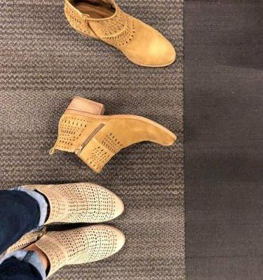 Bootie Call! Falling for Ankle Boots and Booties at DSW