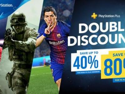PlayStation Plus Double Discounts Returns to EU PlayStation Store