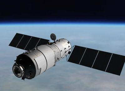 China's defunct space station comes to a fiery end over the South Pacific