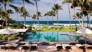 Four Seasons Resort Hualalai Included in Condé Nast Traveler's Prestigious 2019 Gold List