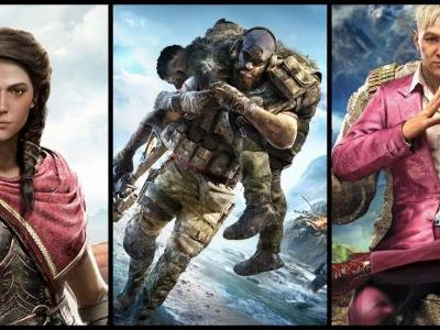 Ubisoft Black Friday Sale Offers Up To 90% Discount | Game Rant