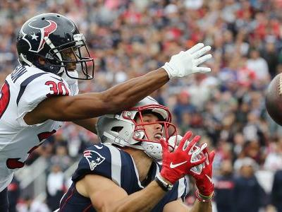 Kevin Johnson injury update: Texans place corner on IR with another concussion