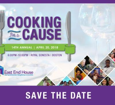 Cooking For A Cause 2018
