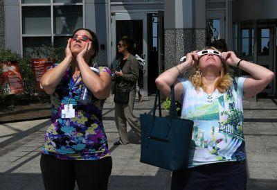 Cleveland doctors keep an eye out for eclipse patients