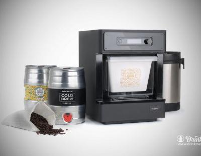 Beer Brew Goes Cold Coffee
