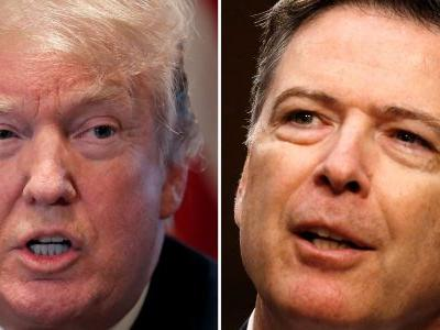 Trump lashes out on Twitter after James Comey's testimony: 'All lies!'