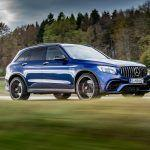 2018 Mercedes-AMG GLC63 - First Drive Review