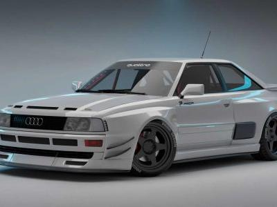 Prior Design Building What Audi Did Not, An RS2 Coupe