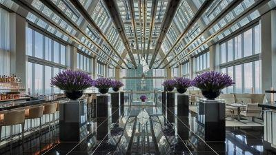 Welcome To The Future: All-New Four Seasons Hotel Philadelphia at comcast center Crowns City's Tallest Building, introducing a new standard of Luxury Hospitality