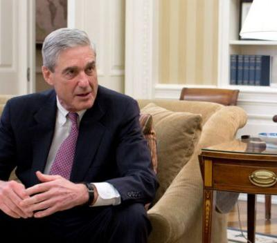 Robert Mueller, Special Counsel, Recovering After Being Dipped In Deadly Chemicals Is Fake News