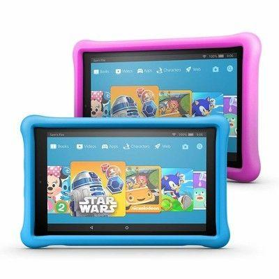 Save $100 when pre-ordering two of Amazon's new Fire HD 10 Kids Edition tablets