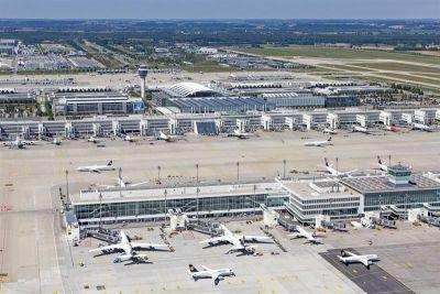 Munich Airport sets new record of over 42 million passengers