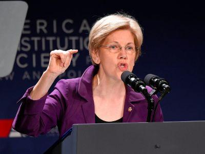 'The Federal Reserve has done nothing': Elizabeth Warren urges the Fed to clean house at Wells Fargo