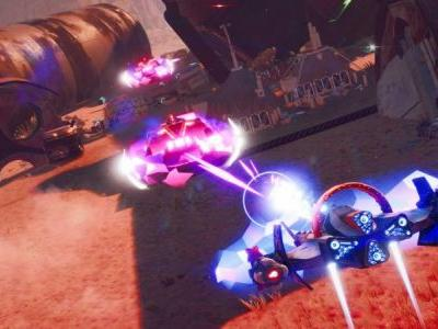 Starlink: Battle For Atlas Update Adds Outlaw Forts, Enemies & More