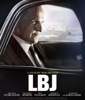 LBJ Movie Poster