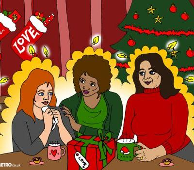 How to practise self-care when the world has gone Christmas-mad