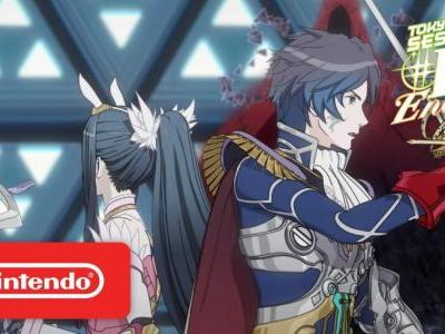 Tokyo Mirage Sessions FE Encore Launch Trailer Released