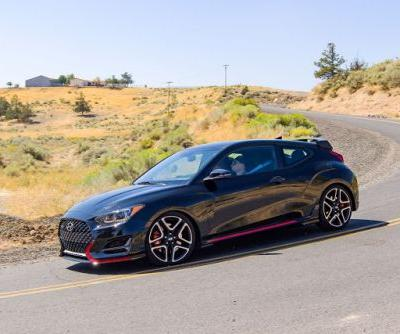 Quick Drive: Hyundai Veloster N w/Performance Package