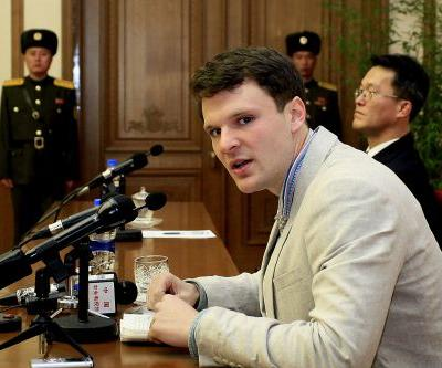 Trump claims North Korea's killing of Otto Warmbier led to summit