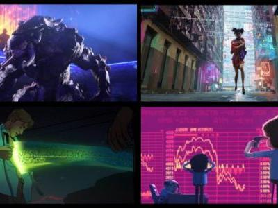 David Fincher's LOVE, DEATH & ROBOTS Is Headed To Netflix