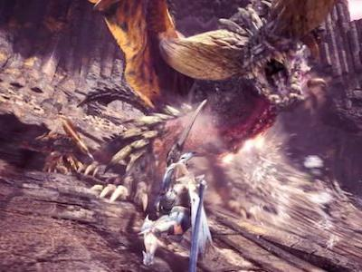 See How Monster Hunter: World Runs on a PS4 Pro Compared to Standard Consoles