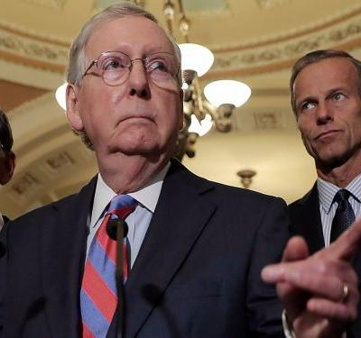 McConnell says GOP is gutting the biggest weapon Democrats have to halt Trump's judicial nominees
