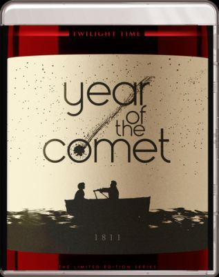 Blu-ray Review: Year of the Comet - Twilight Time Limited Edition