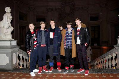 Sons and daughters of stars are fashion's new royalty